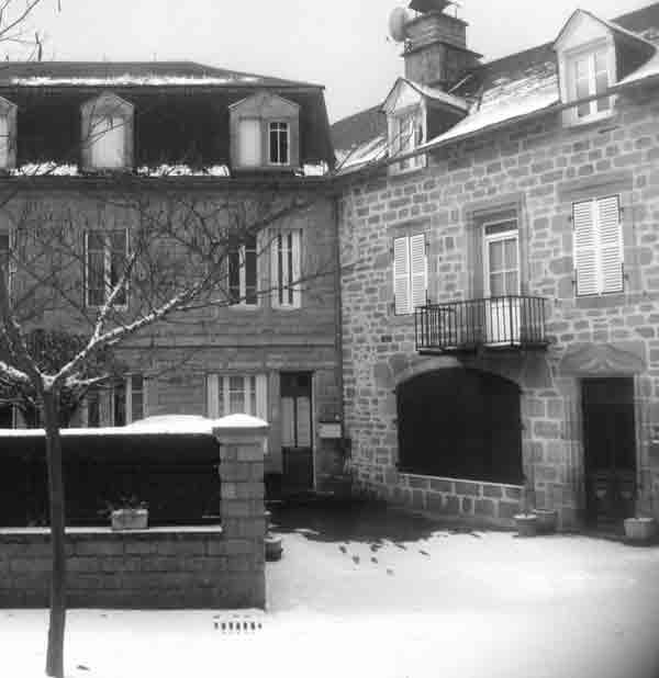 maison de ma grand-mère en corrèze